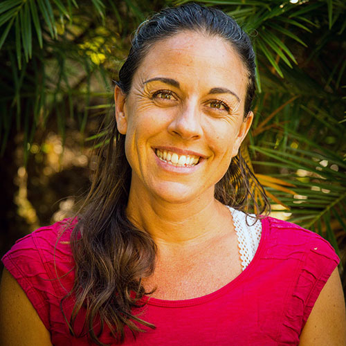 Indira Kate Kalmbach - Founder, Director of Yoga Teacher Trainings, E-RYT 500