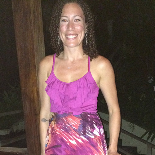 Lindsay Gitlitz - 200-Hour Yoga Teaching Staff