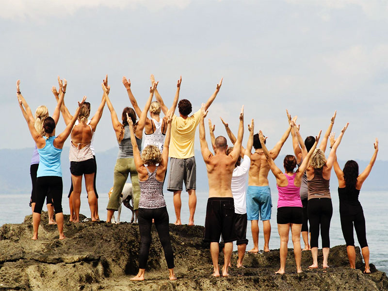 200-Hour Multidimensional Yoga Teacher Training