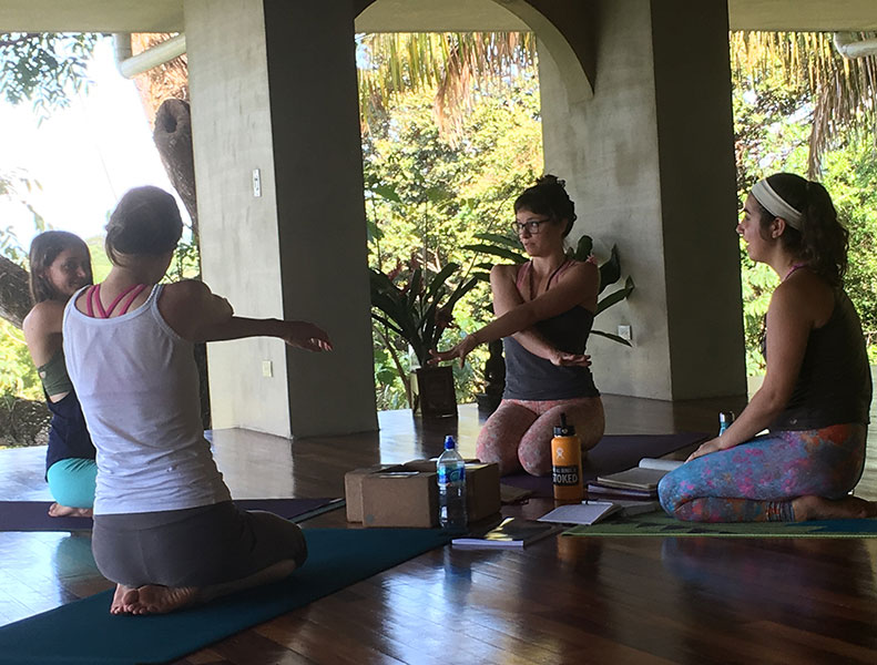 The Anatomy of The Self Yoga Teacher Training